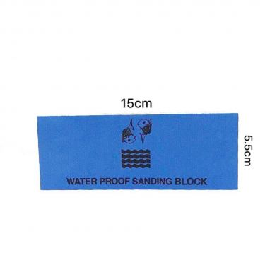 Waterproof Sanding Block Single Layer- small