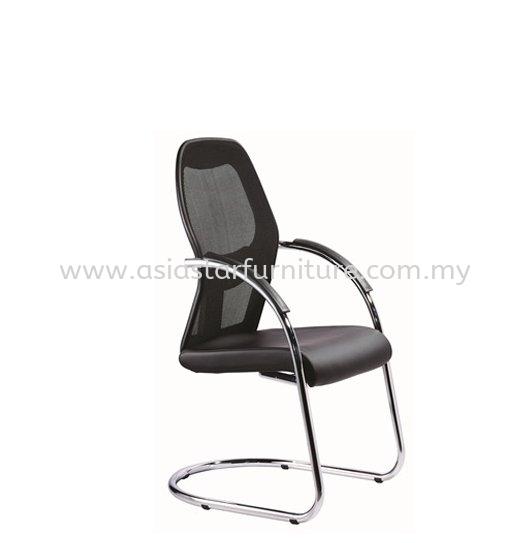 TECH VISITOR MESH OFFICE CHAIR -mesh office chair usj | mesh office chair taman perindustrian uep | mesh office chair bukit jalil
