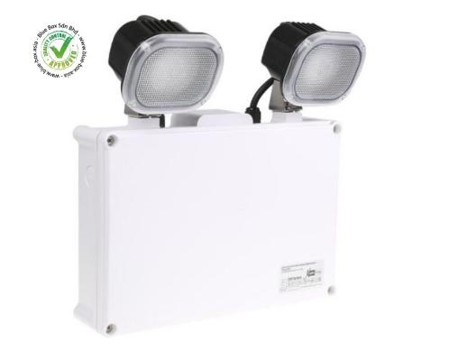 LED Emergency Lighting Twin Spot 2 x 3W  810-0325