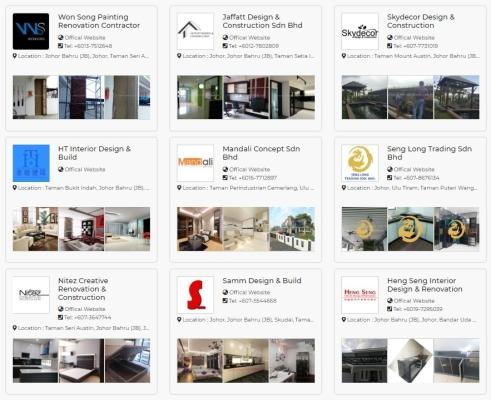 Living Interior Design - Johor/Johor Bahru ��4��