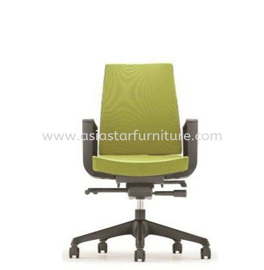 CLOVER LOW BACK CHAIR WITH NYLON BASE ACV 6112F