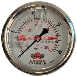 Liquid-Filled Pressure Guage - APGO-2.5CB