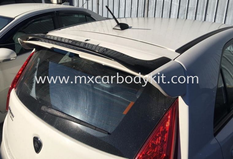 PROTON IRIZ OEM 1.6 SPOILER + ADD ON GT SPOILER (2 IN 1) IRIZ PROTON