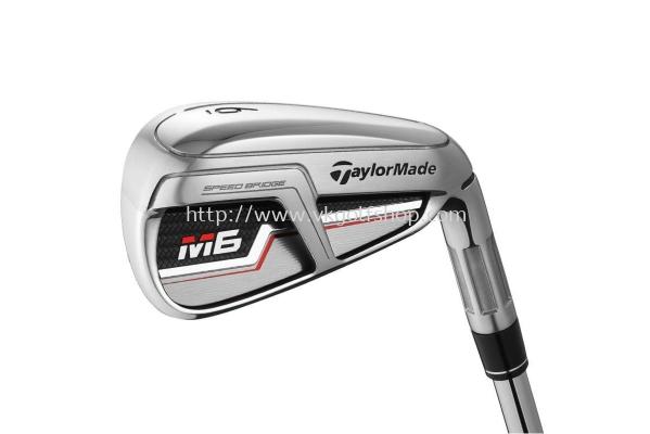 TaylorMade M6 Steel Iron Set