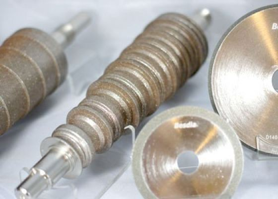 Electroplated Diamond -CBN Wheel
