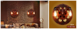YT-B01502 Wall Light