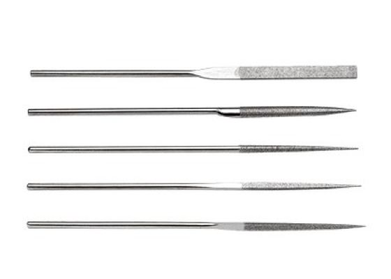 PF-30 Diamond Needle Files (Ø3.4mm Shank)
