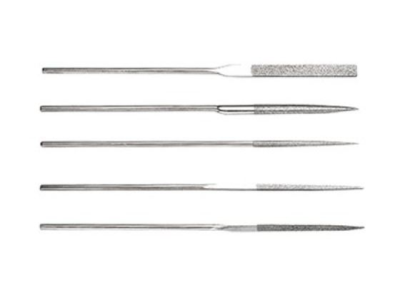 PF-10, PF-10L, PFL-10 Diamond Needle Files