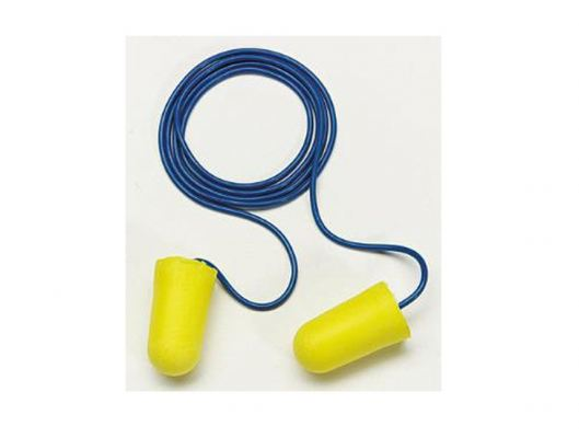 3M E.A.R. 312-1223 Taperfit Corded Earplug (packed in Polybag)