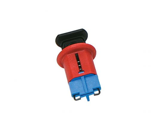 Brady 90847 Miniature Circuit Breaker Lockout (Pin In Standard)