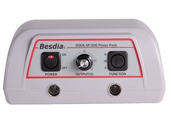 AP-200 Multiple Funtional Brush Rotary Power Controller
