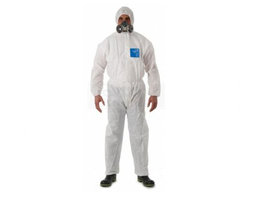 MG1500 Plus Coverall c/w Hood - Large