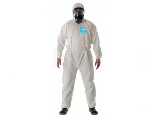 MG2000 Standard Coverall c/w Hood - Large.