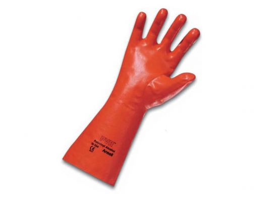 ANSELL 15-554 PVA Chemical Gloves -14