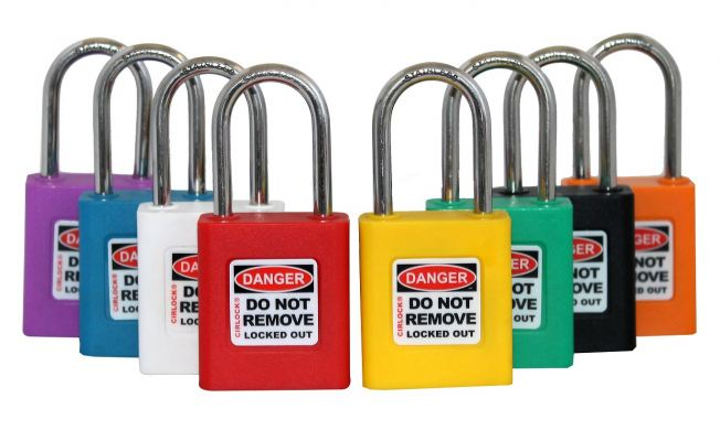 Cirlock Safety Lockout Padlock - 450 Series