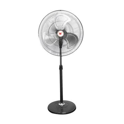"CROWN FS50C 20"" INDUSTRIAL STAND FAN (GRAY COLOR)"