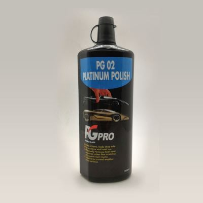 PG PRO PLATINUM POLISH (500ML)
