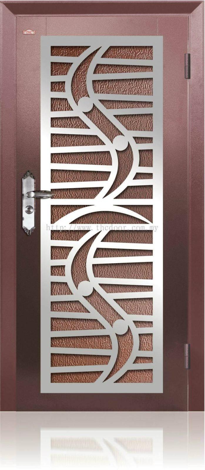 P1-SS97-2 Pintu Keselamatan Contoh Pilih