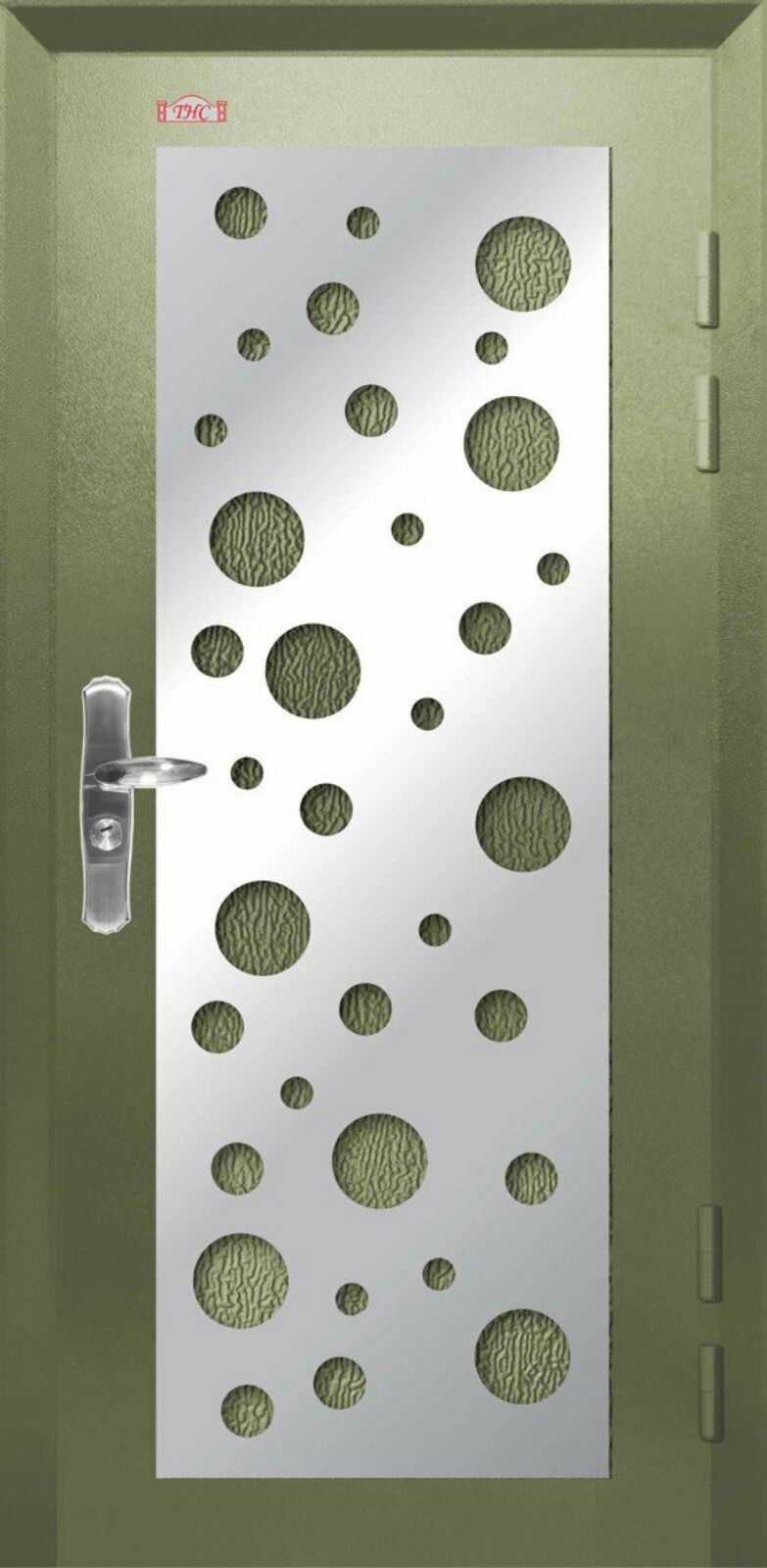 P1-W868 Security Door Choose Sample