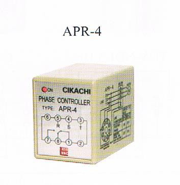 CIKACHI- PROTECTIVE RELAY (APR-4)