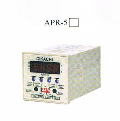 CIKACHI- PROTECTIVE RELAY (APR-5)