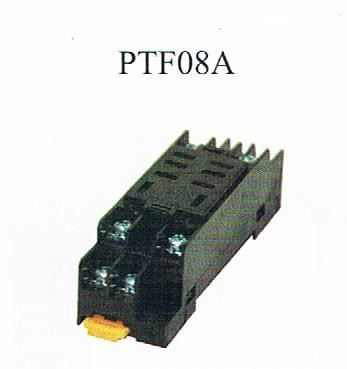CIKACHI- SOCKET (PTF08A) Relay Base  Panel Accessories