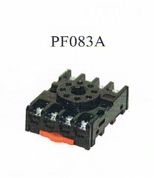 CIKACHI- SOCKET (PF083A) Relay Base  Panel Accessories
