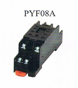 CIKACHI- SOCKET (PYF08A) Relay Base  Electric Panel Accessories