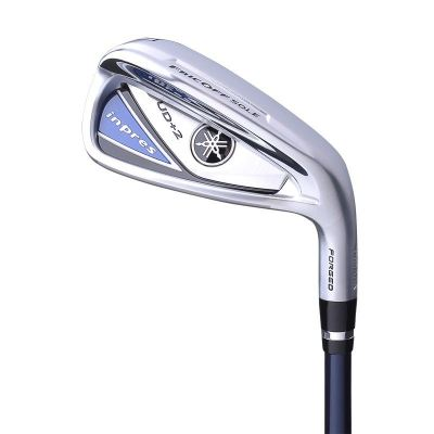 Yamaha INPRES UD+2 2019 WOMENS GRAPHITE IRONS