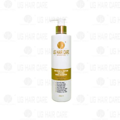 UG HAIR CARE - Nourish & Repair Natural Hair Shampoo (200ml)