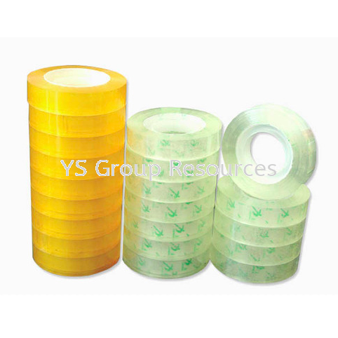 Stationery Tape Others BOPP Adhesive Tape Malaysia, Selangor, Kuala Lumpur (KL), Shah Alam, Balakong Manufacturer, Supplier, Supply, Supplies | YS Group Resources