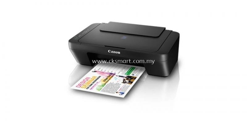 CANON PIXMA E410 3 IN 1 INKJET PRINTER