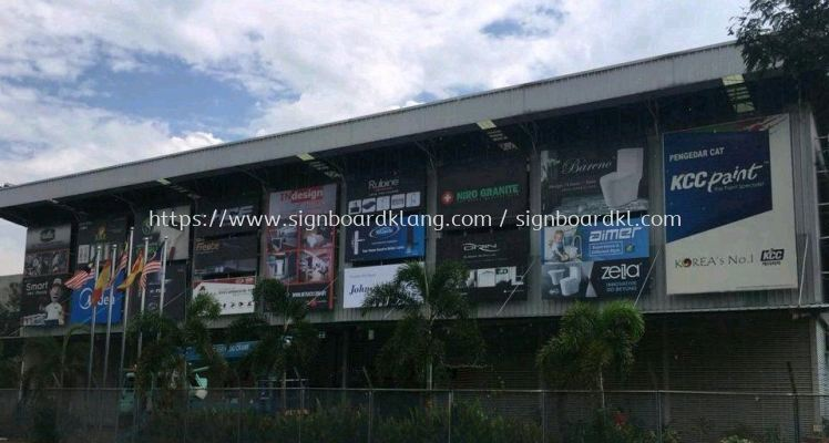 intraco Billboards Type Signage At Petaling Jaya