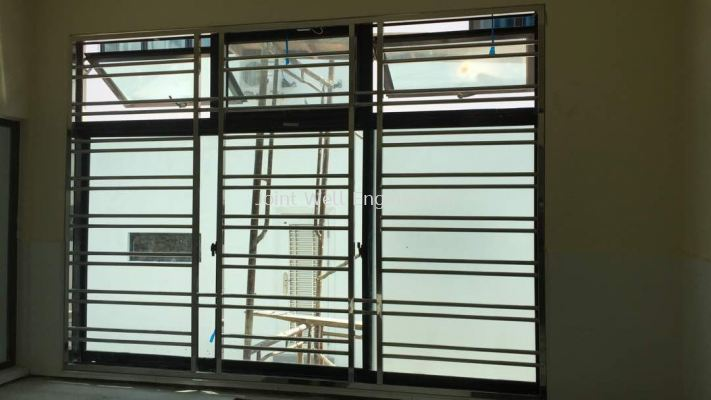 Stainless Steel Window Grille Design