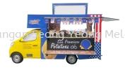 San Francisco Potatoes on Chana Era Star II Food Truck Chana Concept Food Truck Food Truck