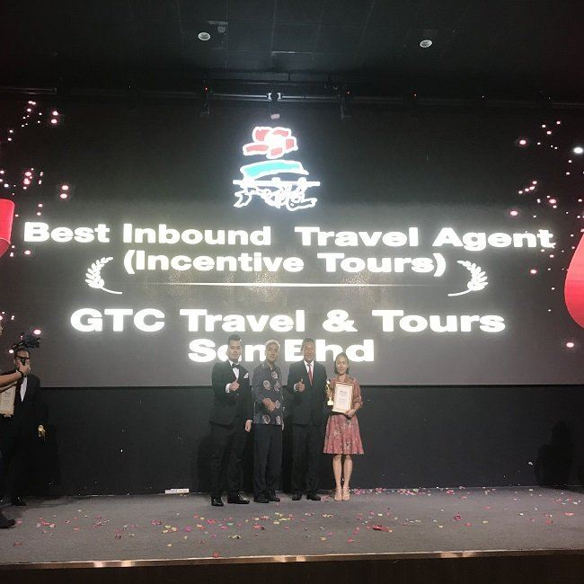 GTC Travel wins 2019  Best Inbound Travel Agent Awards TravelNews