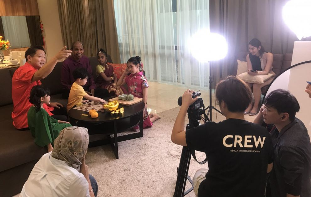 2019 PUCM贺岁篇今开拍 PUCM CNY Movie shooting kicks off today