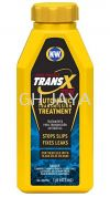 K&W 402916x6 Trans-X High Mileage Automatic Transmission Treatment - 16 Fl Oz Car Lubricant
