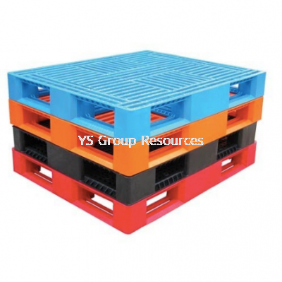 Plastic Wrapping Pallet