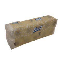 SCOTT® 2-Ply Small Roll Tissue (Unwrapped - 200s)