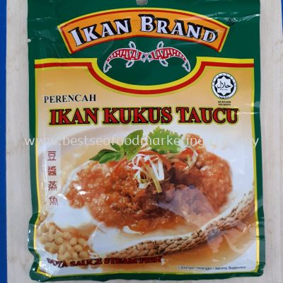Ikan Brand Instant Soya Sauce Steam Fish / 豆酱蒸鱼