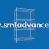 SMT SUS Wire quick slot Shelving Quick Slot Shelving  Shelving Series SMT Shelving