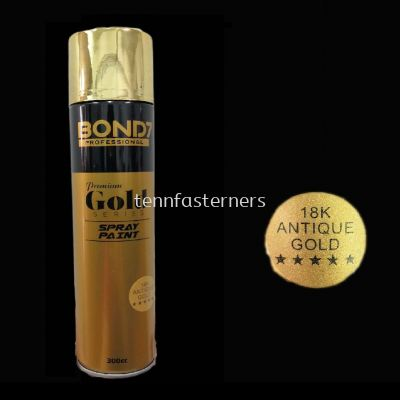 BOND7 LOOSE PACK SPRAY #18K*****@ANTIQUE GOLD