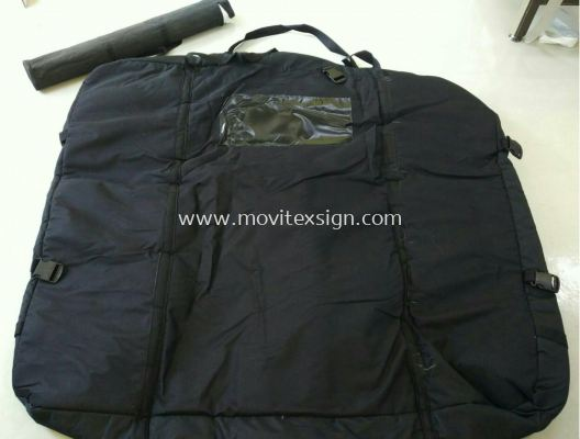 "Exhibition bag /for Protection picture/Boards in size 5ft x56""x6""expandable able to f/up half size see picture */For goods that send  by courier services offer*Rm 100 limited edition (click for more detail)"