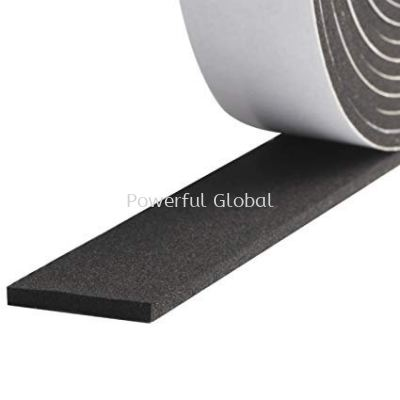 Rubber Closed Cell Foam Insulation Tape