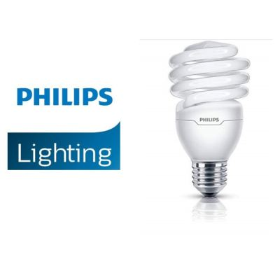 PHILIPS TORNADO 12W E27 ENERGY SAVER BULBS 27K WARM WHITE
