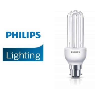 PHILIPS ESSENTIAL 18W B22  BULBS 27K WARM WHITE