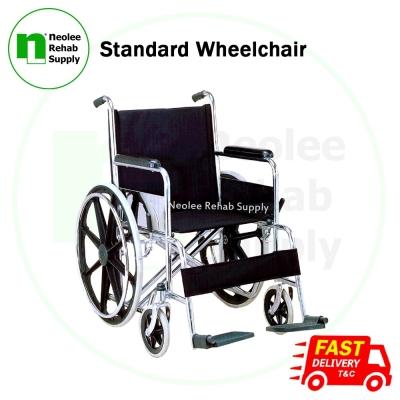 NL809B-46 Standard Wheelchair w. MAG-Wheels