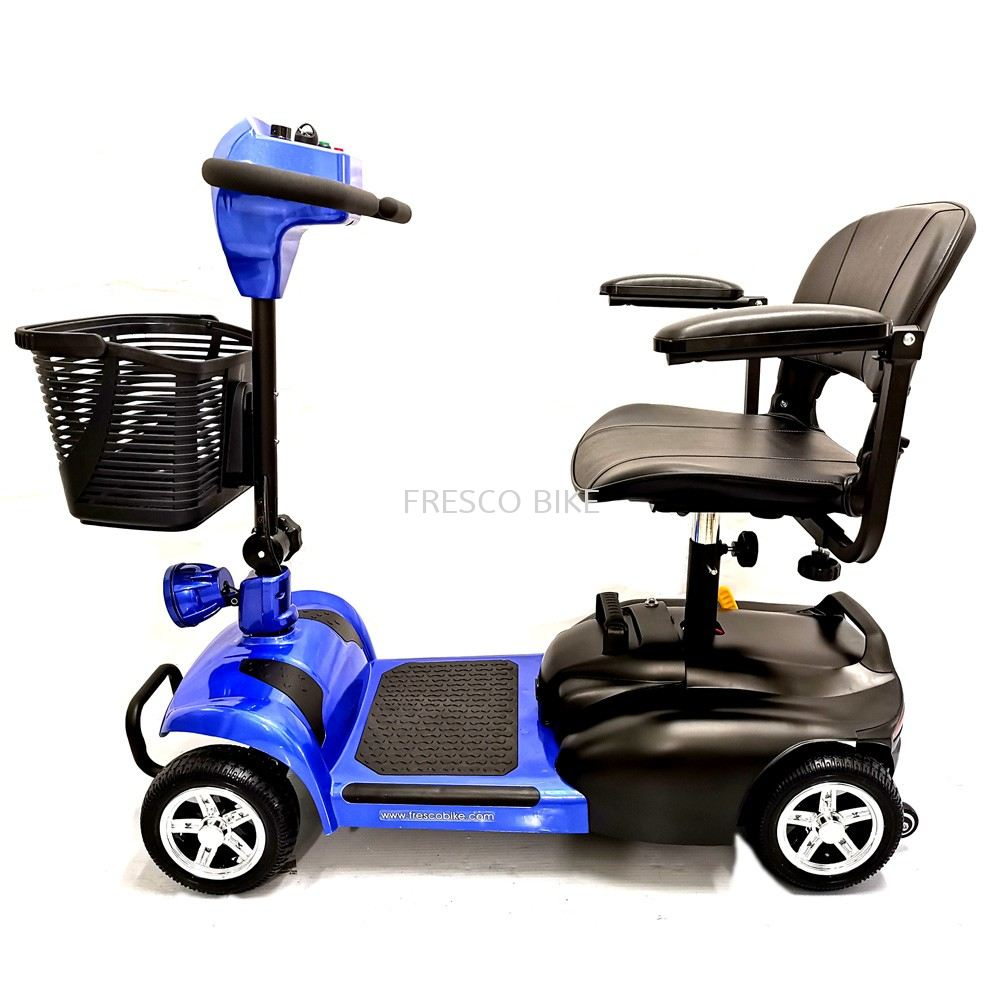 4 Wheel Scooter Electric for OKU Electric Scooter Bike Kuala Lumpur (KL), Malaysia, Selangor, Pudu Supplier, Suppliers, Supply, Supplies | Fresco Cocoa Supply Plt