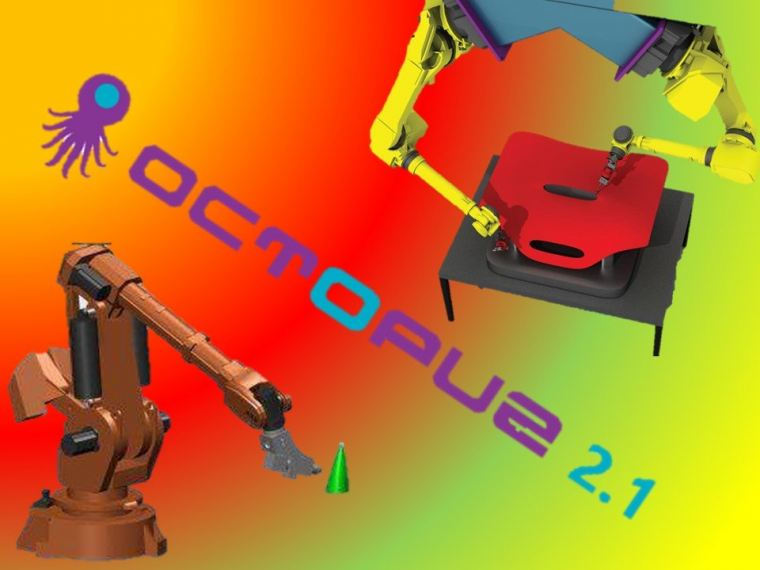 OCTOPUZ Introduces a Suite of Tools for Optimizing Robotic Toolpaths